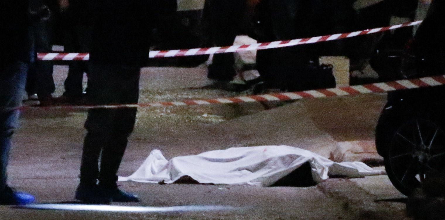 b109e4e75c1 Ο δολοφόνος του Μακρή κατεγράφη στις κάμερες: Τον εκτέλεσε, έφυγε πεζός