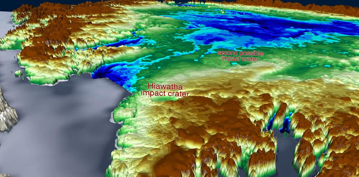 Τι ανακάλυψε η NASA κάτω από τους πάγους της Γροιλανδίας - Ηλεία Live! Όλες οι ειδήσεις και τα νέα της Ηλείας και της Ελλάδας