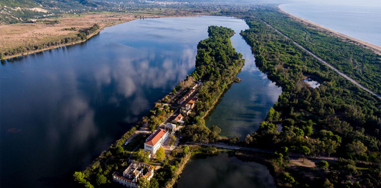 Γεωργοπούλου - Σαλτάρη: «Ξεκινούν μέσα στο καλοκαίρι τα έργα στην περιοχή της Λίμνης Καϊάφα» - Ηλεία Live!