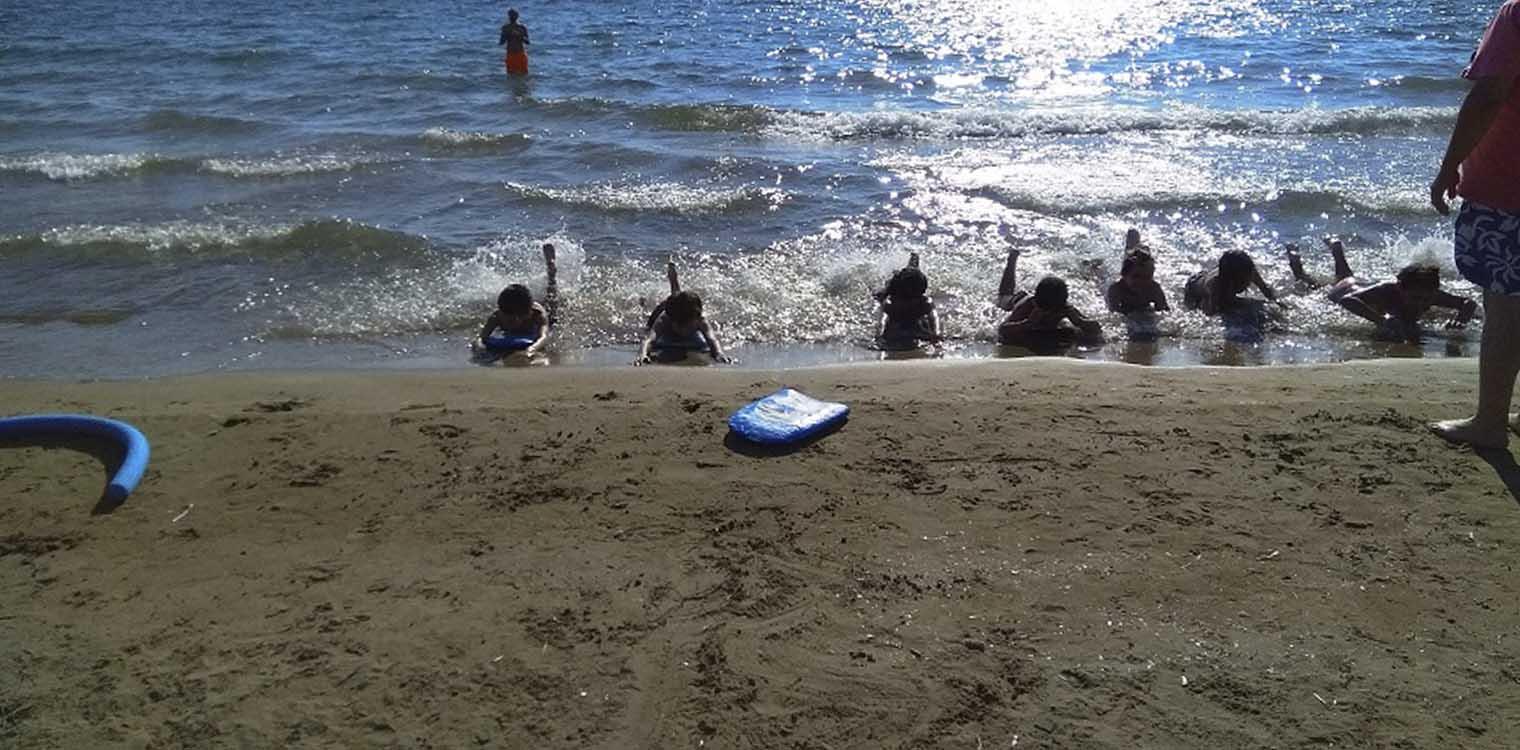 Επειός Ήλιδας: Ξεκίνησε το θερινό camp κολύμβησης για παιδιά 4-14 ετών