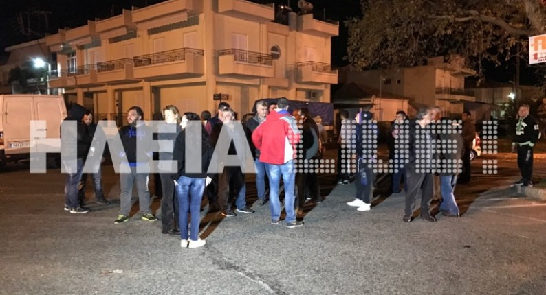 Αμαλιάδα: Λευκή απεργία στη λαϊκή αγορά και μικροεντάσεις