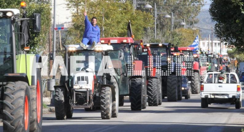 Οι αγρότες προειδοποιούν: Μόλις τελειώσουμε τις δουλειές μας θα ξαναβγούμε στα μπλόκα