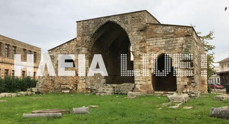 Ανδραβίδα: Να ανοίξουν οι πύλες της Αγίας Σοφίας