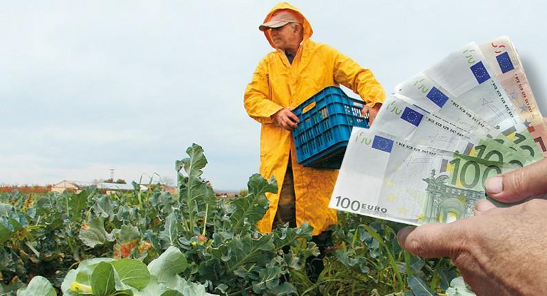 Κοροϊδία: Πήραν τα λεφτά μέσα από τις τσέπες των αγροτών