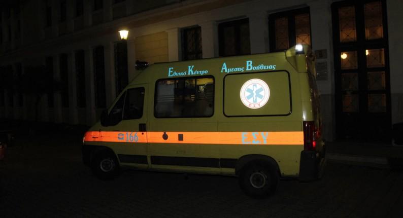 Πεύκες Αρχ. Ολυμπίας: Νεκρός 55χρονος ηλεκτρολόγος που παρασύρθηκε απο ανυψωτικό μηχάνημα (upd)