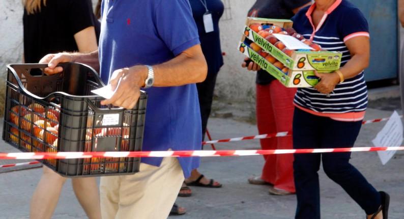 13.000 Ηλείοι βρήκαν στήριξη στο πρόγραμμα επισιτιστικής βοήθειας