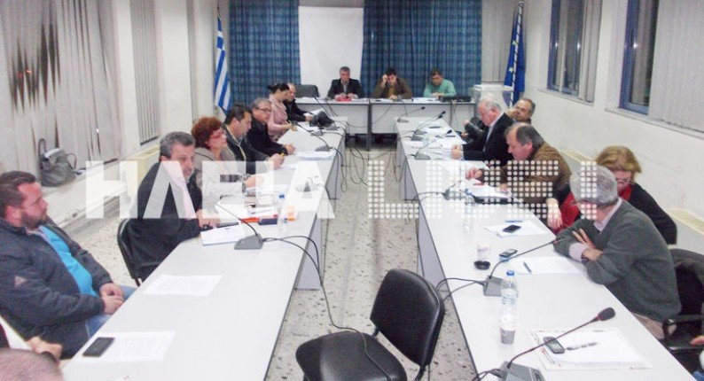 Σημαντικές αποφάσεις για αναπτυξιακά έργα και δράσεις στο ΔΣ Ανδραβίδας - Κυλλήνης