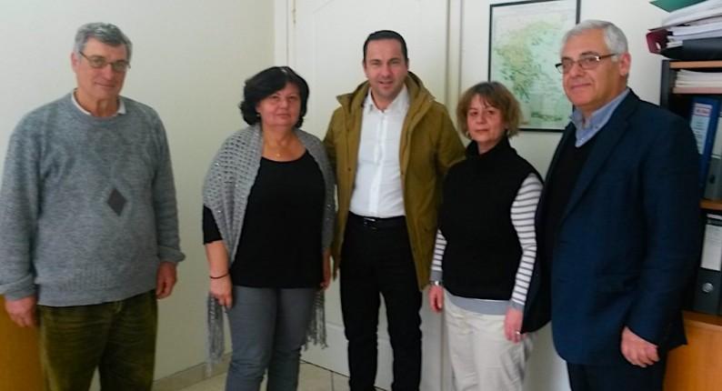 Μητρόπουλος σε ΕΛΓΑ: Να αρχίσουν άμεσα οι εξατομικεύσεις στην περιοχή