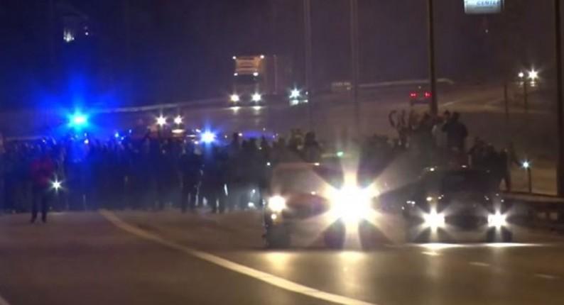 Έφοδος της Τροχαίας στο Παλούκι για κόντρες - Πάνω απο 55 παραβάσεις βεβαιώθηκαν