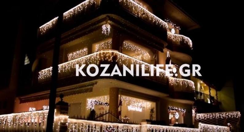 Βίντεο: Το πιο στολισμένο σπίτι στην Ελλάδα. Υπερβολή ή υπερθέαμα;