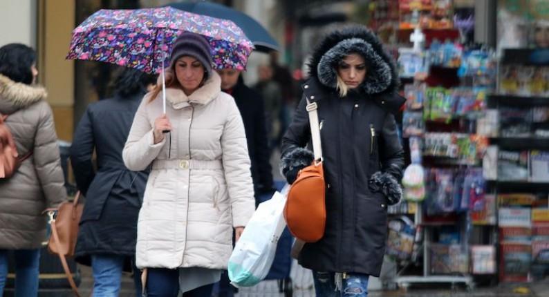 Ηλεία: Κρύο από σήμερα στο νομό