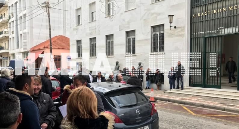 Αμαλιάδα: Στις δικαστικές αίθουσες μεταφέρεται η διαμάχη της λαϊκής