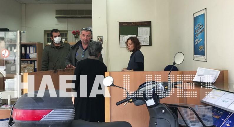 Ηλεία: Παραδόθηκαν οι ληστές των ΕΛΤΑ Ανδραβίδας