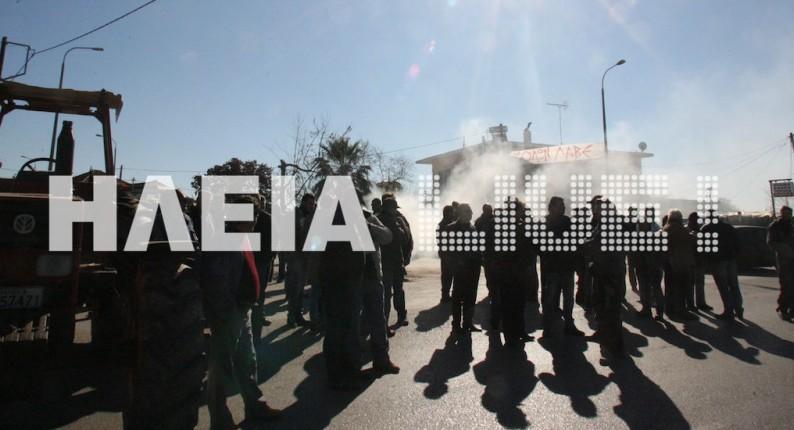 """Ηλεία: Πρώτη έξοδος στο Λατίφι για τους αγρότες, """"προθερμαίνεται"""" και το Κουρτέσι"""
