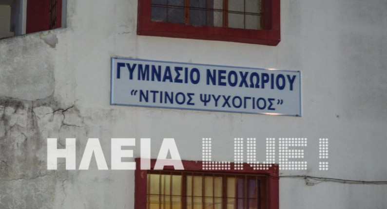 """Γυμνάσιο Νεοχωρίου Κυλλήνης: Με όνομα βαρύ . . . """"Ντίνος Ψυχογιός"""""""