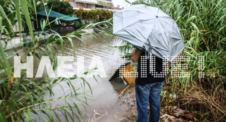 Μόνο ο δήμος Ανδραβίδας - Κυλλήνης στην ρύθμιση οφειλών των πλημμυρόπληκτων και περιοχές της Λακωνίας