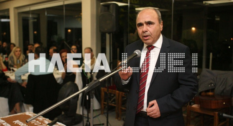 Παραμένει Αστυνομικός Διευθυντής Ηλείας ο Ταξίαρχος Κώστας Στεφανόπουλος