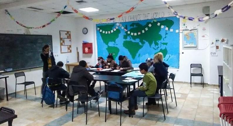 Ηλεία: Πρώτο κουδούνι στις 9/1 για 75 προσφυγόπουλα της Μυρσίνης