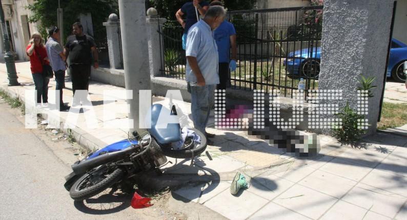 Γαστούνη: Χαροπαλεύει 31χρονος από την Ανδραβίδα μετά απο τροχαίο (photos)
