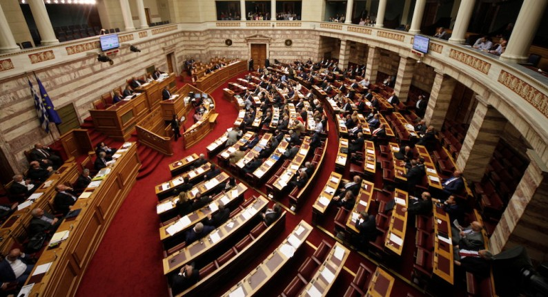 Ασφαλιστικό - φορολογικό: Εγκρίθηκε με 153 ΝΑΙ από ΣΥΡΙΖΑ και ΑΝΕΛ
